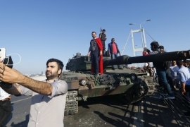 The faction of the Turkish military believed to have planned the attempted coup was being probed by the government for several months [Reuters]
