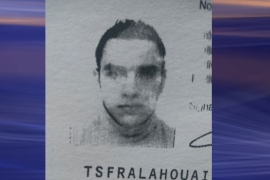 French prosecutor said Bouhlel had been identified by a driver's licence and bank card left in the truck [Reuters]