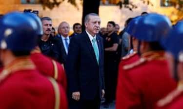 Erdogan said the state of emergency is necessary to restore order after the attempted coup [Reuters]