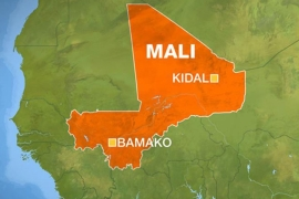 Two Dutch UN troops killed in Mali training accident