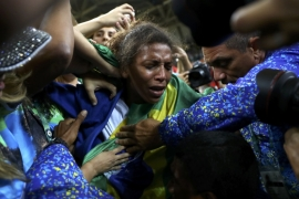 Judo: Favela dwellers' way out of poverty