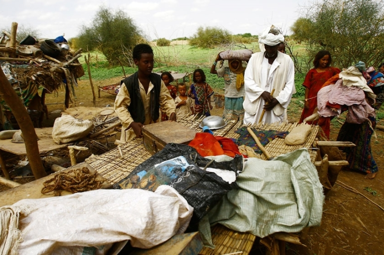 UN aid agencies had warned of a flooding danger in Sudan between July and November [AFP]