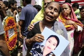 Rana Plaza, three years later: Who has paid?