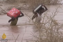 Fears of starvation, disease after deadly Sudan floods