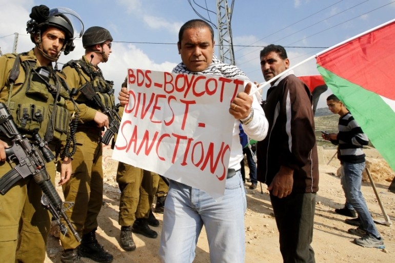 A number of Western states are considering outlawing BDS [EPA]