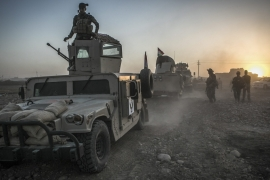 Some analysts say the armed campaign against ISIL is entering its final phases in Iraq and Syria [EPA]
