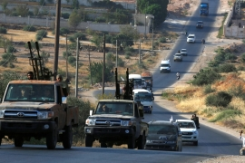 Syria: Government forces take Daraya after evacuation