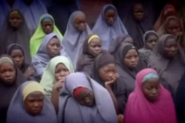 The kidnapping of the Chibok girls has become a hot political issue in Nigeria [Reuters]