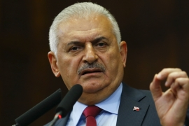 Yildirim said Turkey wants to repair its ties with Egypt, after relations soured over the ouster of president Morsi [Umit 