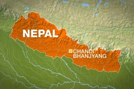 Bus plunges into Nepal river killing at least 21