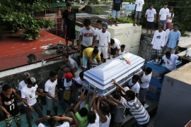 At least 564 people killed in anti-drug war since new Philippine president took office on June 30 [EPA]