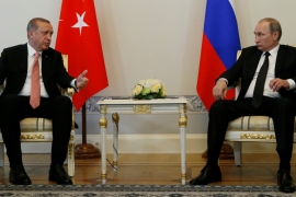 The historical record shows that any time relations with Western allies are strained, Ankara tilts to Moscow, writes Bechev [Reuters]
