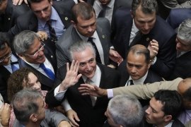 Can new leader pull Brazil out of its worst recession?