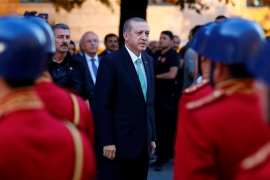 Turkey is now taking serious measures to consolidate its government against any other attempt that could endanger its future, writes Aktay [Reuters]