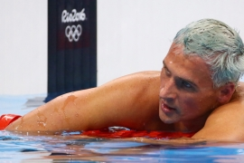 Top sponsors such as Speedo and Ralph Lauren have already abandoned Ryan Lochte [Reuters]