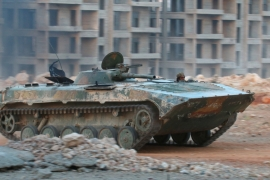 Syria opposition says rebels break siege of Aleppo
