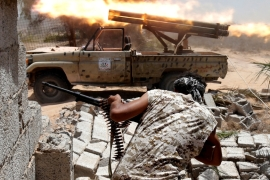 Libyan forces attack 'last ISIL positions' in Sirte