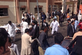 Quetta attack: ISIL and Taliban claim suicide bombing