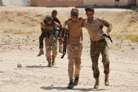Iraq: Troops advance on ISIL-held Mosul