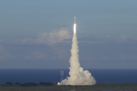 Bennu: NASA launches historic asteroid mission