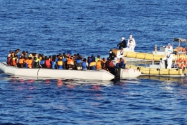 Is Libya the answer to the refugee crisis in Europe?