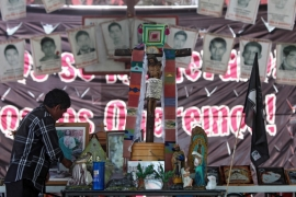 Missing Mexico students: Case unresolved two years on