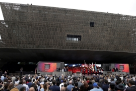 US: First African American museum opens its doors