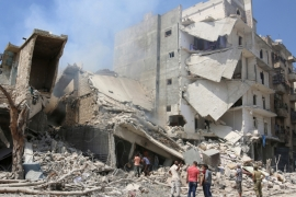 Syria: Deadly aid convoy bombing as ceasefire ends