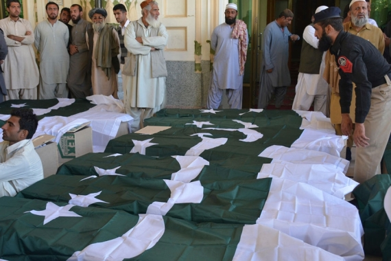 Pakistan: LeJ behind police academy attack in Quetta