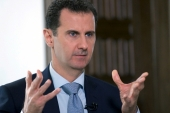 Can you have an integral Syria without him? Can you have a healthy Syria with him? asks Bell [Reuters]