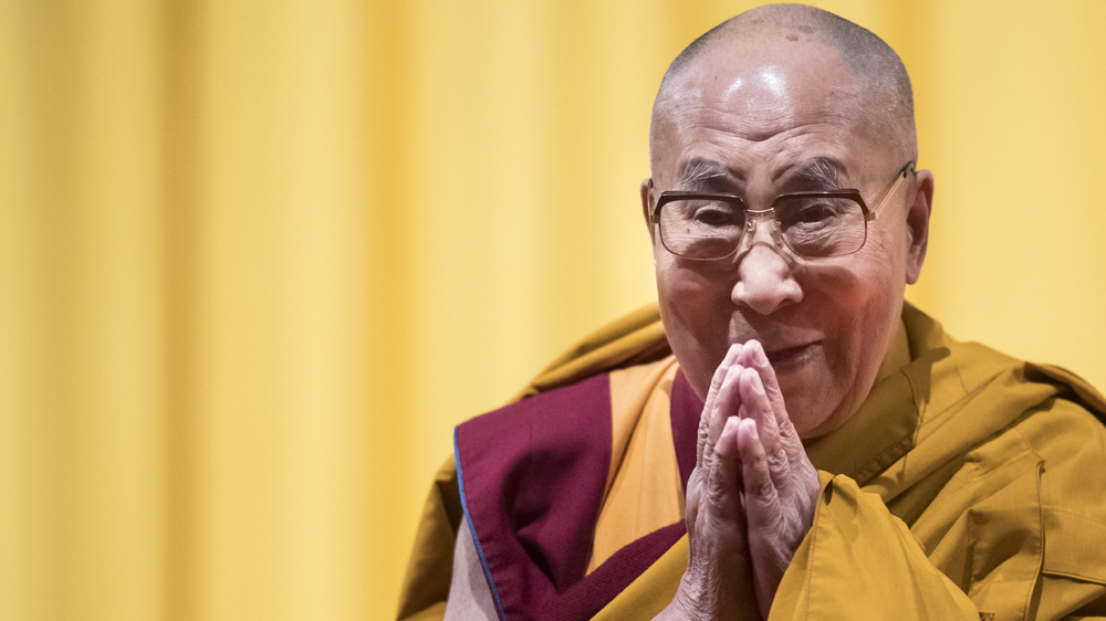 Dalai Lama Has No Worries About Trump Presidency Tibet Al Jazeera