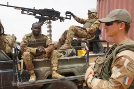 Niger's army is currently battling Boko Haram fighters [File: Reuters]