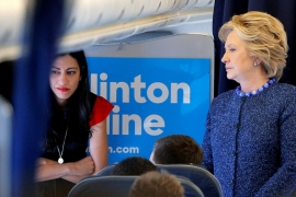 FBI obtains warrant to review Clinton aide's emails