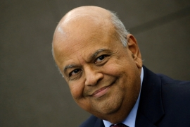South Africa drops charges against Pravin Gordhan