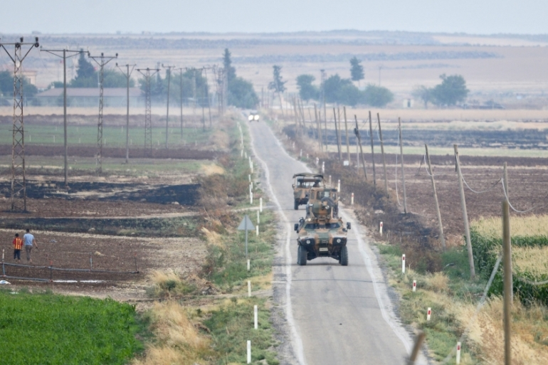 Turkish army posts near the borders with Syria, Iraq and Iran have frequently come under attack by the PKK and ISIL [File: EPA]