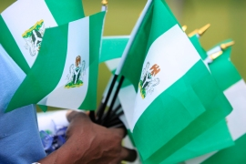 Nigeria marks 56 years of independence [Sunday Alamba/AP]