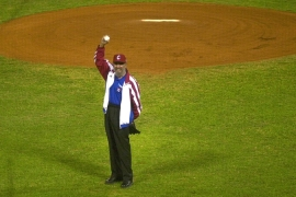 Fidel Castro and Cuban baseball