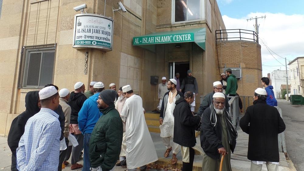 Hasil gambar untuk hamtramck muslim population