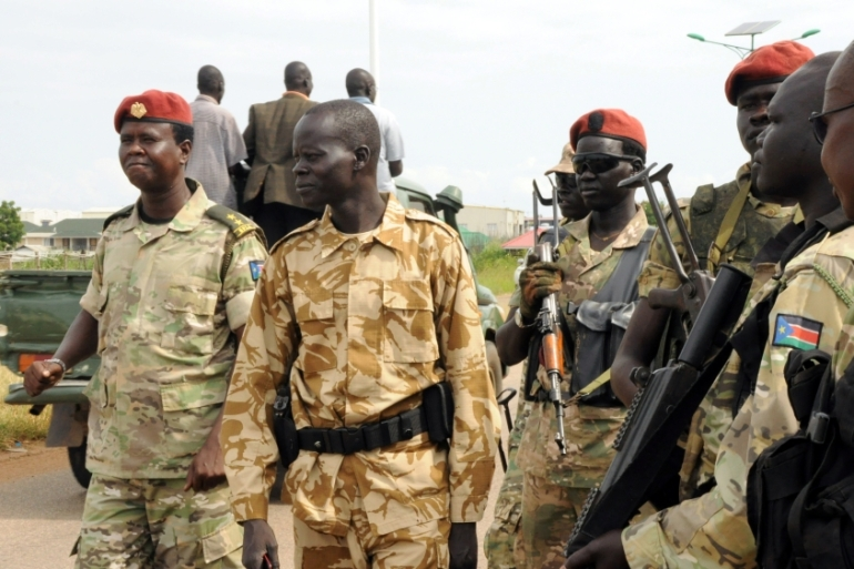 Fighting, largely along ethnic lines, erupted in South Sudan in 2013 [Reuters File Photo]