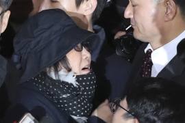 South Korea president's friend Choi Soon-sil detained