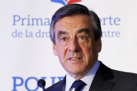 Francois Fillon won the primaries of the French centre-right Republican Party [Reuters]