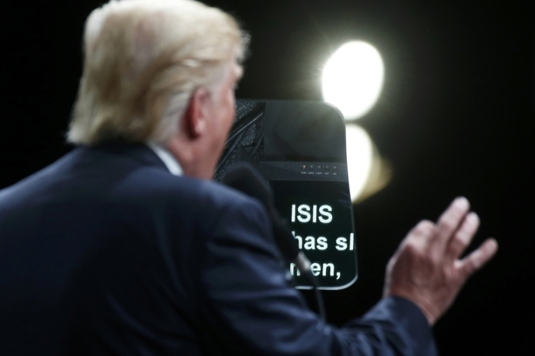 The rise of ISIL only exacerbated pre-existing Islamophobic trends in the US, which Trump capitalised on, writes Al-Marashi [Reuters]