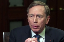 David Petraeus: Trump must prioritise ISIL over Assad