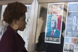 Black Americans fear racism, police violence post-Trump