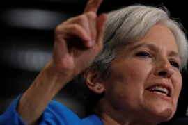 Jill Stein: Expect trouble in the White House