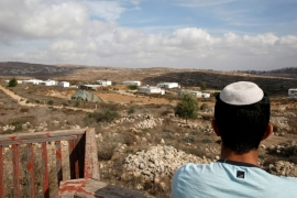 The UN has joined the EU in condemning Israel's settlement expansion plans [Reuters]