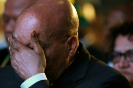 S Africa: Corruption report increases pressure on Zuma