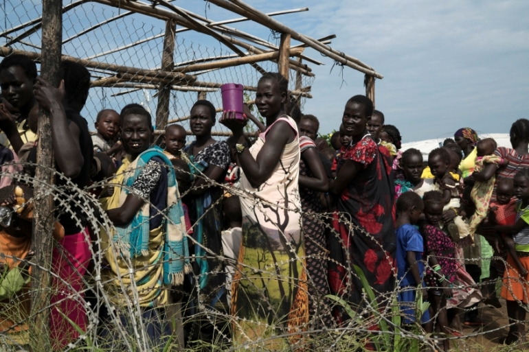 More than one million people have fled South Sudan since the conflict erupted in December 2013 [Reuters]