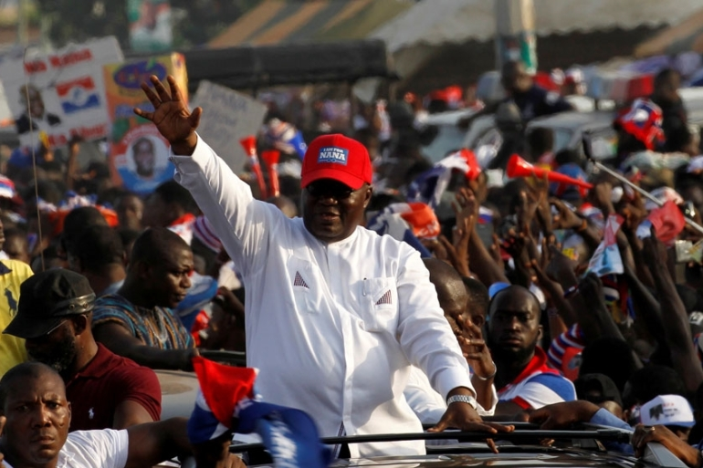 Ghana ruling party nominates President Akufo-Addo for re-election | Ghana | Al Jazeera
