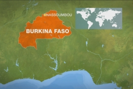 Deadly attack targets army base in Burkina Faso